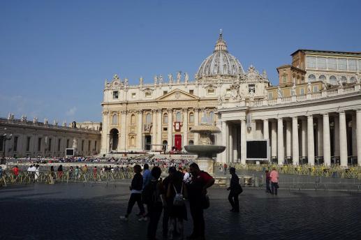 Kościół Rzymu nie chce być obojętny wobec niewolnictwa naszych czasów - foto