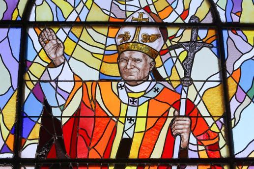 Bogate dziedzictwo Jana Pawła II - foto