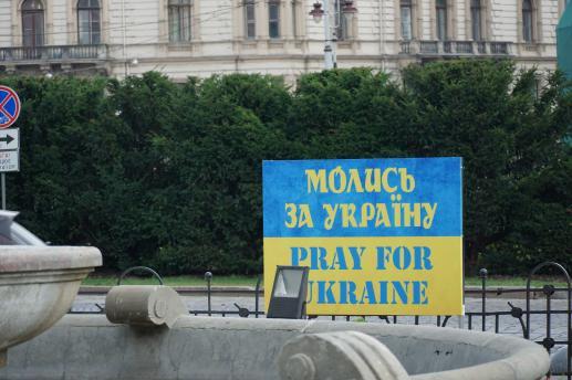 Życie w Charkowie jest piękne i tragiczne jednocześnie - foto