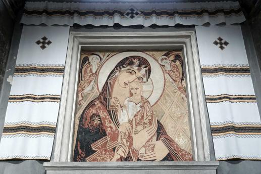 Matka Boża wnosi do Kościoła atmosferę czułości - foto