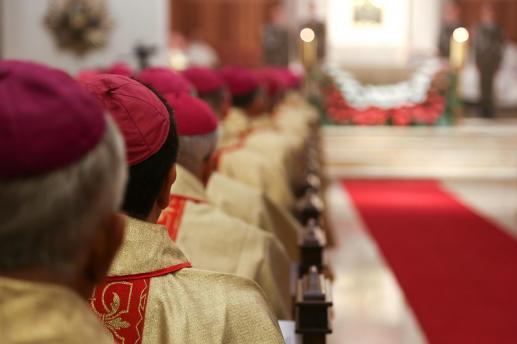 List do kapłanów na Wielki Czwartek 2020 r. - foto