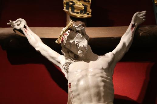 Patrzenie na krzyż w świetle odkupienia - foto