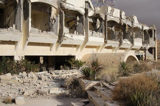 O liście Papieża do Baszara el-Asada - foto